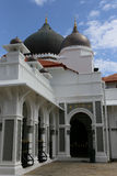 Kapitan Keling Mosque in Georgetown, Penang Island, Malaysia - 2016 Royalty Free Stock Images