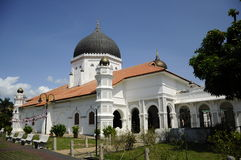 Kapitan Keling Mosque in Penang Stock Images