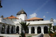 Kapitan Keling Mosque in Penang Stock Image