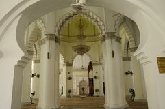 Kapitan Keling Mosque in Penang Stock Image