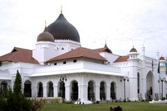 Kapitan Kling Mosque Royalty Free Stock Image
