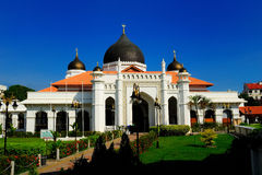Kapitan Kling Mosque Royalty Free Stock Images
