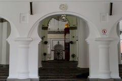 Kapitan Kling mosque, Georgetown, Penang, Malaysia Stock Photo