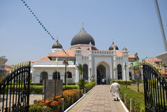 Kapitan Kling Mosque, Georgetown, Penang, Malaysia Stock Images
