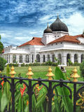 Kapitan Kling Mosque. In Georgetown, Penang, a UNESCO World Heritage Site Stock Photography