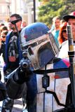 Kapitan Rex στο Star Wars Στοκ Εικόνες