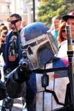 Kapitan Rex на Звездных войнах Стоковое Фото