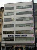 Kapitałowe radio kwatery główne Obrazy Royalty Free