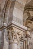 Kapitałowy De Vezelay Zdjęcie Stock