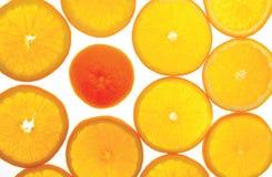 Kapitel der Orange stockbild