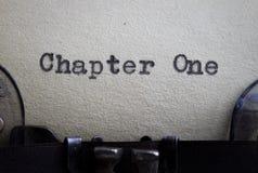 kapitel ett arkivfoto