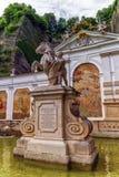 Kapitelschwemme, Horse wash, Salzburg, Austria Royalty Free Stock Photos