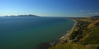 Kapiti Coast Royalty Free Stock Images