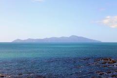 Kapiti wyspa, Wellington, Nowa Zelandia Obraz Royalty Free