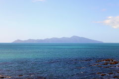 Kapitieiland, Wellington, Nieuw Zeeland Royalty-vrije Stock Afbeelding