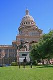 Kapitol in Austin Stockbilder