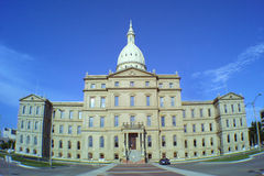 Kapitol-Gebäude Lizenzfreies Stockfoto