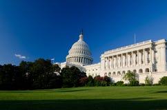 Kapitol-Gebäude im Washington DC USA Lizenzfreies Stockbild