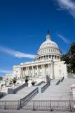 Kapitol-Gebäude, Washington DC lizenzfreie stockbilder
