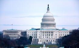 Kapitol-Gebäude, Washington DC Stockbilder