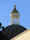 Kapitol-Kuppel Stockfoto