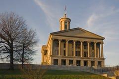 kapitol Nashville stanu Tennessee obrazy stock