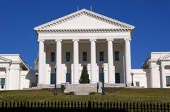 Kapitol in Richmond, Virginia lizenzfreie stockfotos
