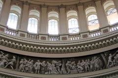 Kapitol Rundbau Stockbild