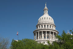 Kapitol von Austin Stockfoto