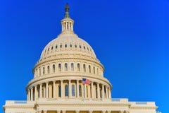 Kapitol Washingtons, USA, Vereinigte Staaten, nannte häufig das Kapitol Stockbilder