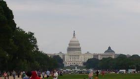 Kapitoliumbyggnad Royaltyfria Bilder