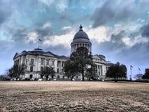 Kapitoliumbyggnad fotografering för bildbyråer