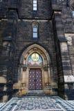 Kapitularny kościół święty Peter & Paul, Praga Zdjęcie Royalty Free