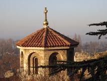 Kaplica święty Petka, Belgrade Obraz Royalty Free