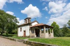Kaplica lokalizować w Guimaraes, Portugalia Santa Cruz - Zdjęcie Royalty Free