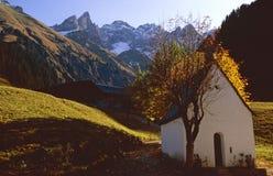 kaplica mała Zdjęcia Royalty Free