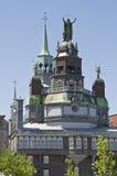 kaplica Montreal stary Zdjęcie Stock