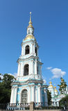 Kaplica Nikolsky morska katedra, st. Petersburg, Rosja Obrazy Stock
