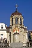 Kaplica przy Yalta bulwarem Zdjęcie Stock