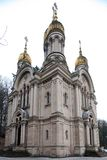 kaplica rusek Zdjęcie Stock