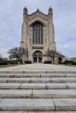 kaplica schody Obraz Stock