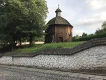 Kaplica sw Malgorzaty寺庙 免版税库存照片