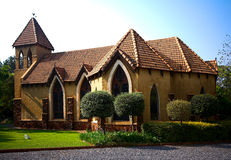 kaplica tylnej widok boczny Zdjęcie Royalty Free