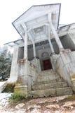 Kaplica w lesie zdjęcie royalty free