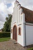 Kaplica w Lindelse Obraz Stock