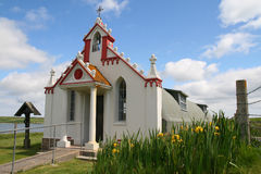 kaplica włoch Fotografia Stock