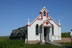 kaplica włoch Zdjęcia Royalty Free