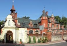 Kaplica w Plawniowice Zdjęcia Stock