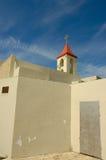 kaplica widok zdjęcia stock