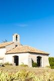 Kaplica święty Jean, Regusse Zdjęcia Royalty Free